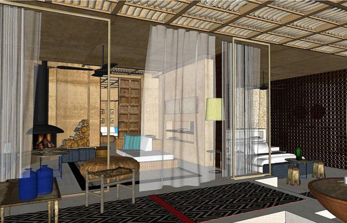 desert hotel – proposal