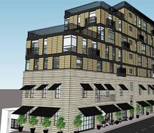 hotel mesilat yesharim project in progress