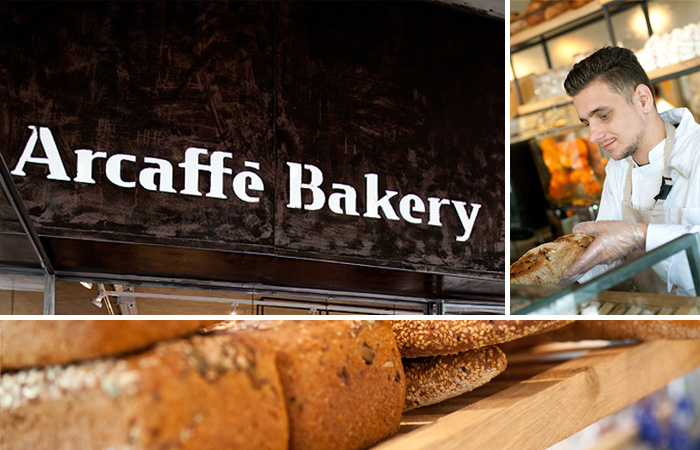 arcaffe – coffee & bakery