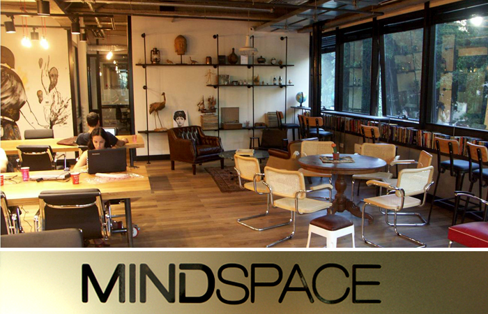 mindspace working community – tel aviv