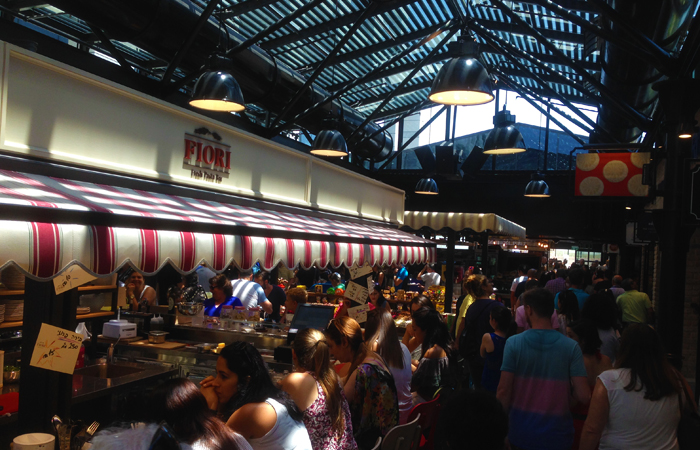 sarona food market