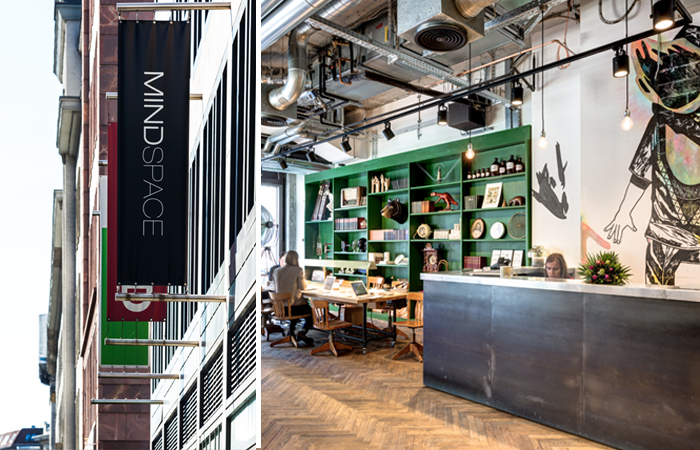 mindspace working community – berlin