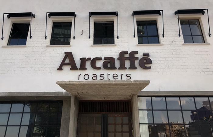 arcaffe roasters